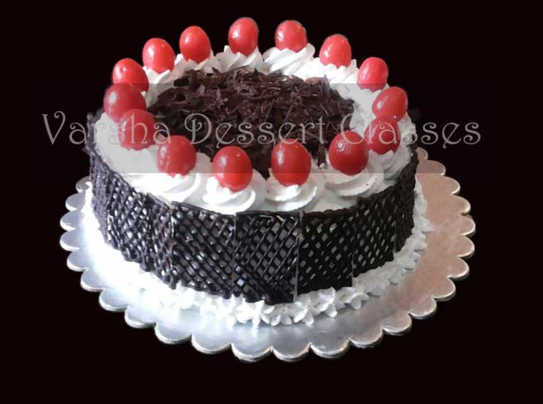 BLACK-FOREST Varsha-Desserts-n-Cakes-Classes