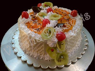 Cake Making Classes In Kolkata : Desserts Gallery Varsha-Desserts-n-Cakes-Classes
