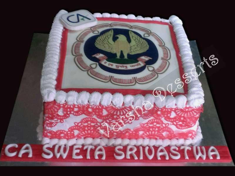 Cake Making Classes In Kolkata : FONDANT PHOTO & SUGAR LACE CAKE DECORATION Varsha ...