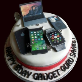 GADGET THEME CAKE