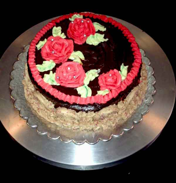 Cake Making Classes In Kolkata : CAKE DECORATION Varsha-Desserts-n-Cakes-Classes