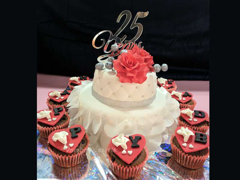 Varsha Desserts N Cakes Classes Desserts N Cakes Classes In Kolkata